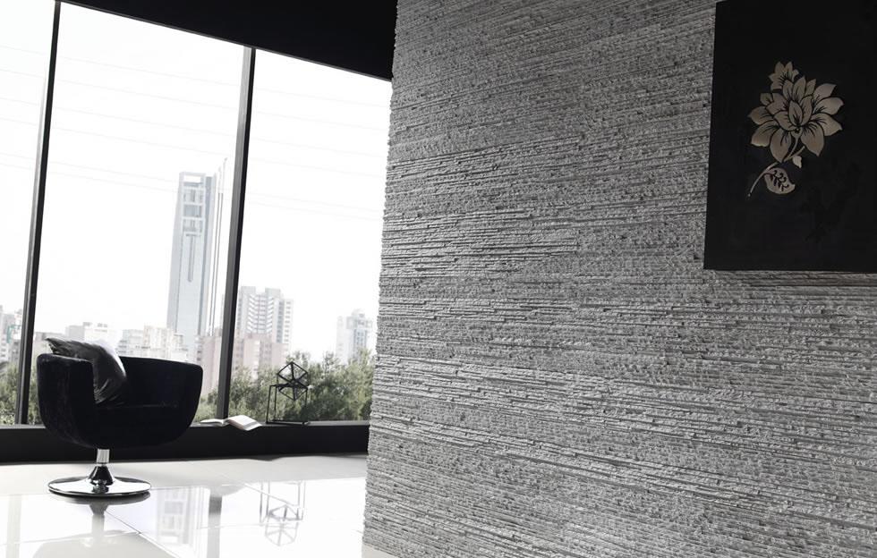 Paneles de piedra panelpiedra imitacion piedra con paneles decor