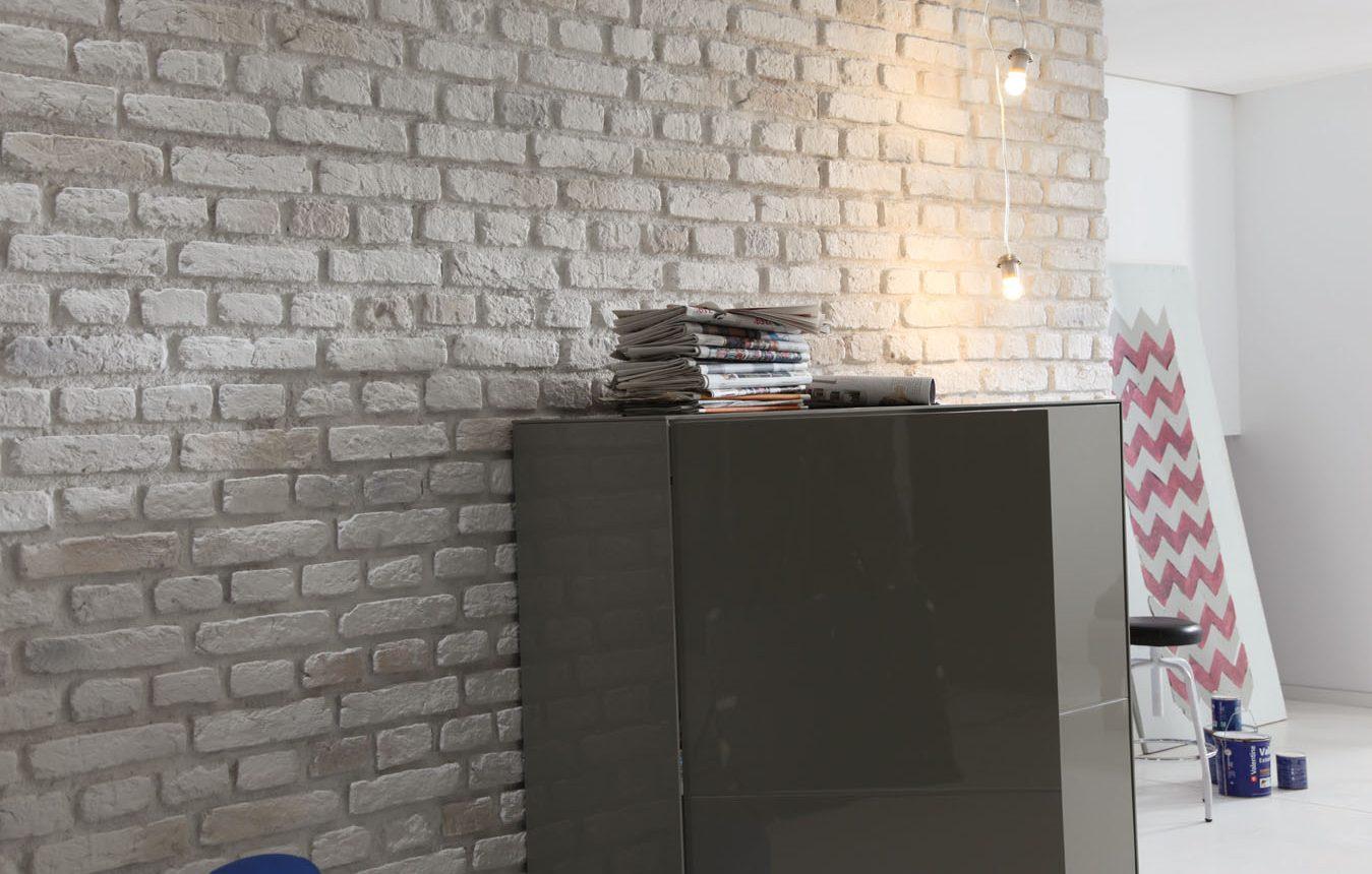 Ladrillo urban brick distribuidor de paneles decorativos - Pared imitacion ladrillo ...