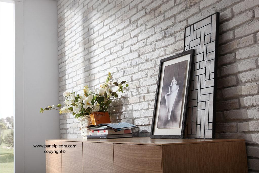 Ladrillo de adobe distribuidor de paneles decorativos panelpiedra - Panel imitacion ladrillo ...