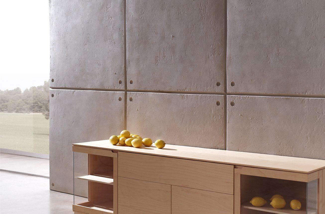 Panel piedra encofrado distribuidor de paneles decorativos panelpiedra - Paneles decorativos poliuretano ...