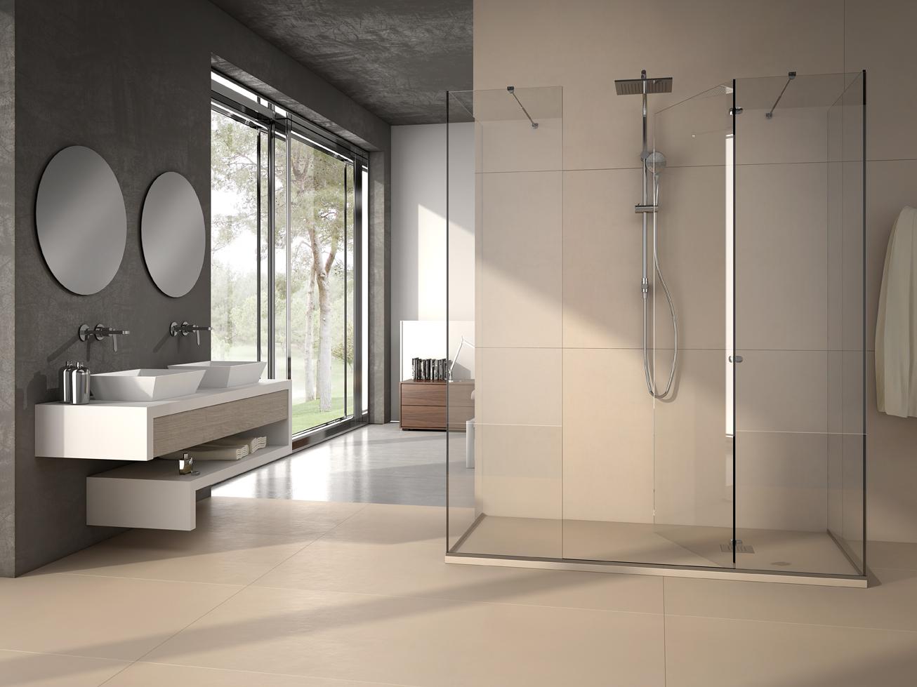 Plato de ducha esencial 4 panelpiedramadrid for Platos de ducha ceramicos rectangulares