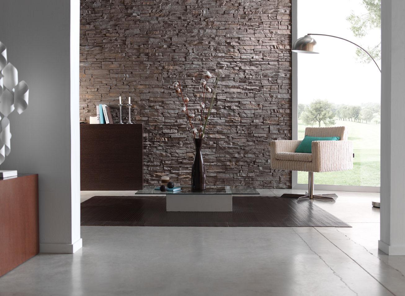 Pizarra imitacion piedra paneles decorativos en piedra for Paneles revestimiento ducha