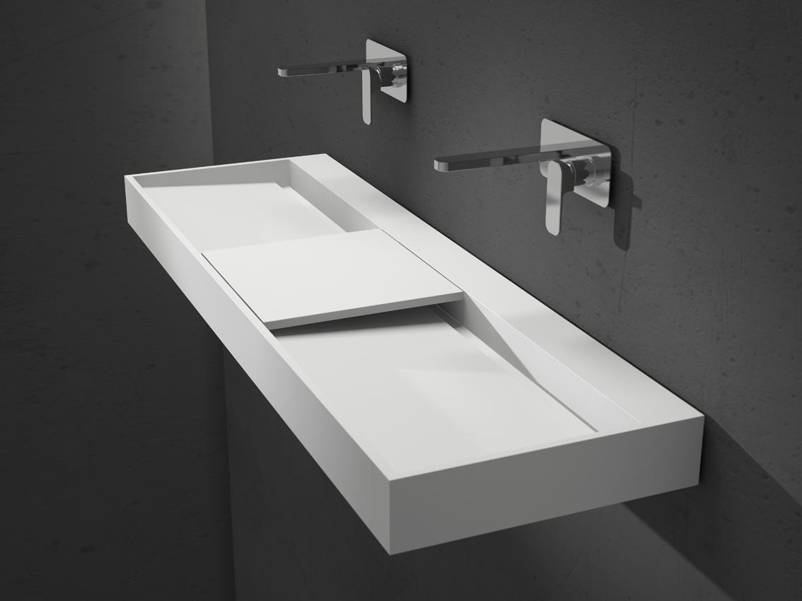Lavabo cosi distribuidor de paneles decorativos panelpiedra for Compra de lavabos