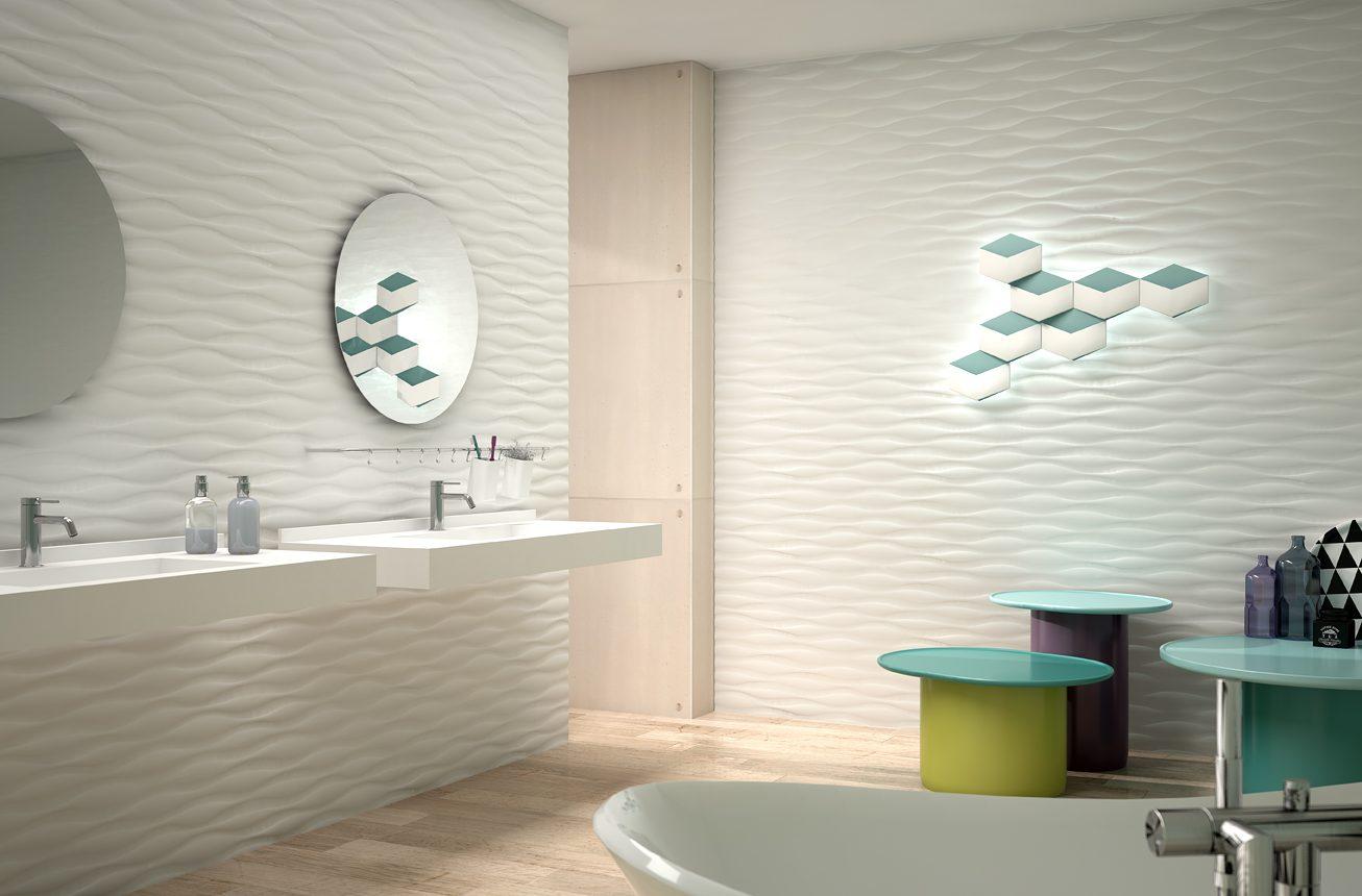 Harmony tiles distribuidor de paneles decorativos - Paneles decorativos bano ...